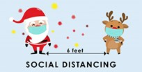 covid-19-social-distancing-infographic-with-cute-christmas-cartoon 39151-436